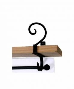 Scroll Shelf Brackets