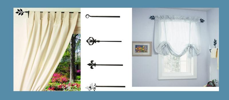 Decorative-Curtain-Rods
